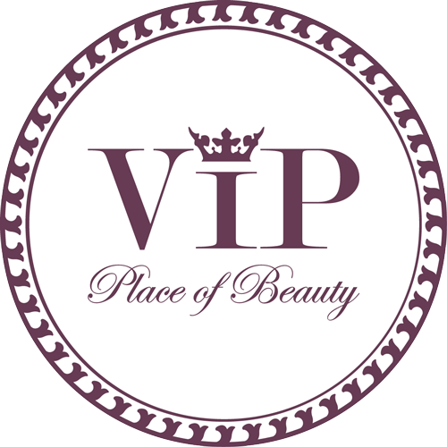 VIP Place of Beauty Logo